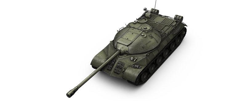 ИС-3 (ТТ-8,СССР)